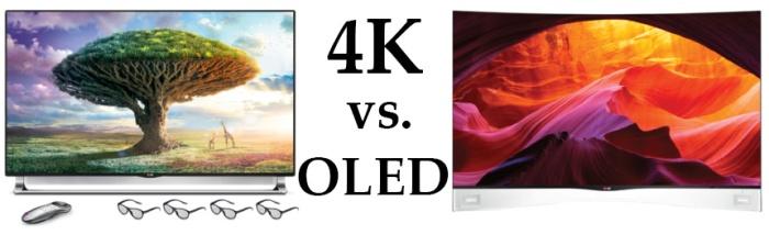 4K vs OLED