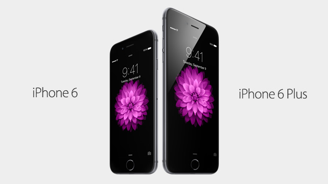 Apple Event September 2014 iPhone 6
