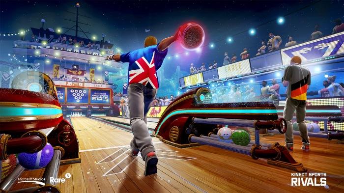 Kinect Sports Rivals World Championship