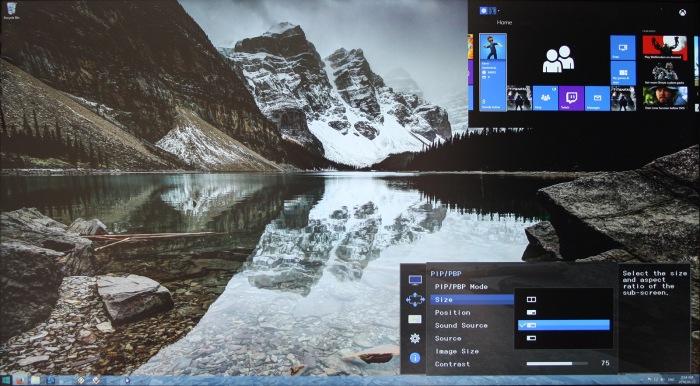 Samsung 4K Demo