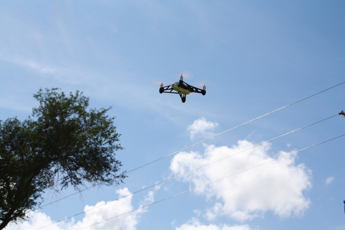 Parrot Rolling Spider Minidrones