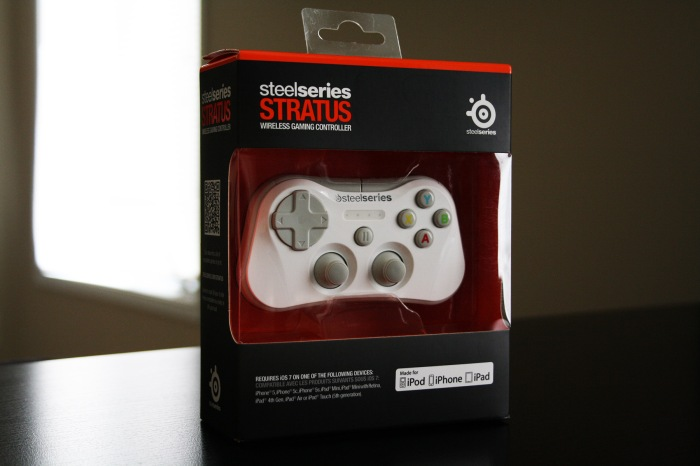 SteelSeries Stratus iOS Bluetooth Controller