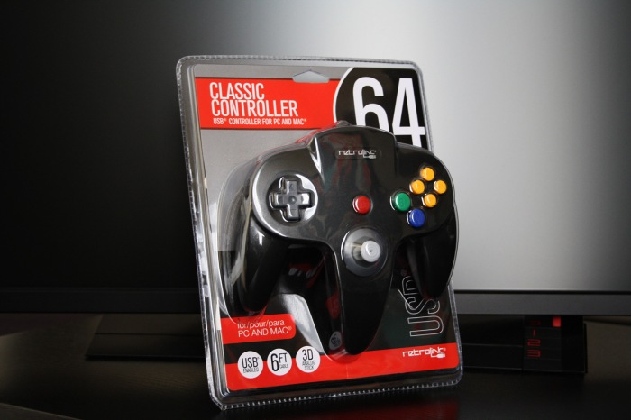 RetroLink Nintendo 64 USB Controller